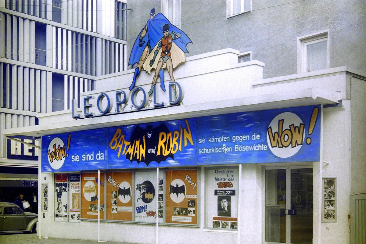 Kino Leopold Programm